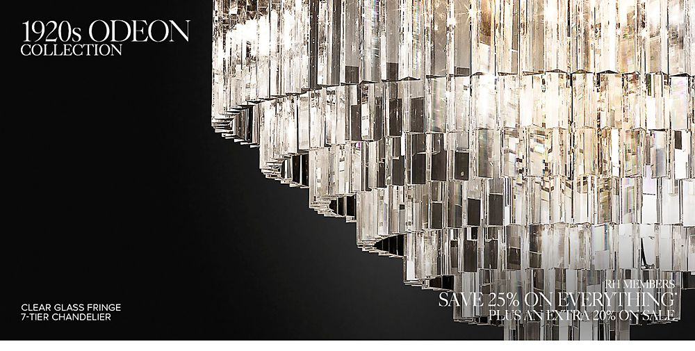 Introducing the 1920s Odeon Lighting Collection