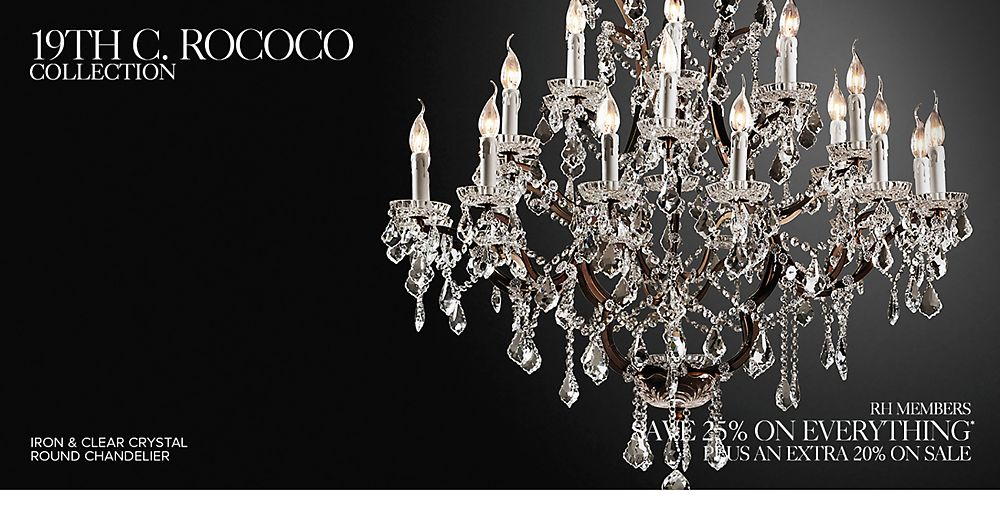 shop our lighting collections