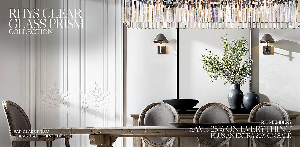 Introducing the Rhys Lighting Collection