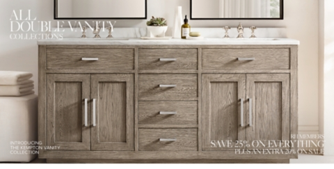 Shop Double Bath Vanity Collections