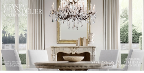 Crystal Lighting Collections
