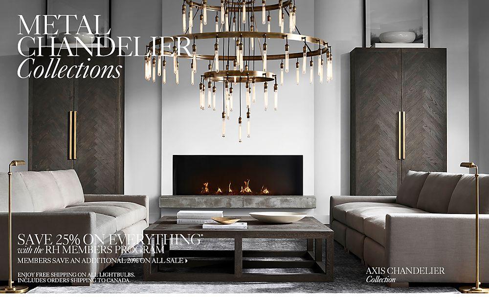 metall lighting collections