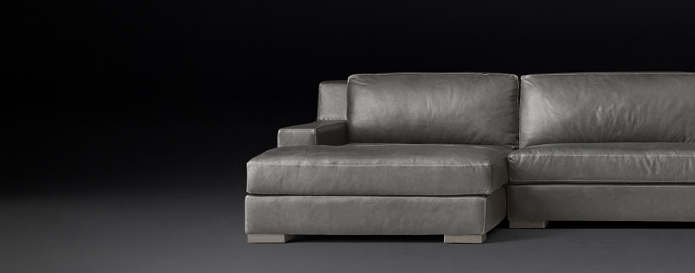 Astonishing Sectional Collections Rh Modern Caraccident5 Cool Chair Designs And Ideas Caraccident5Info