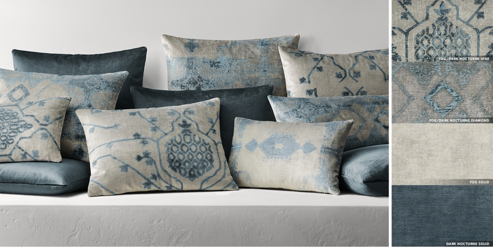 Velvet Oushak Pillow Collection By Rusty Arena Free Shipping