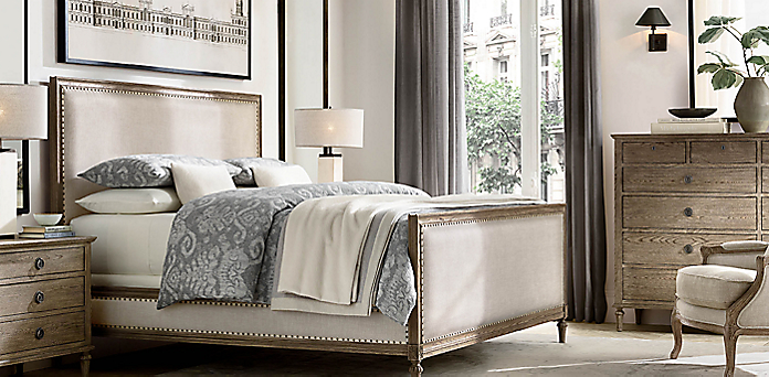 Bed Furniture Collections | RH