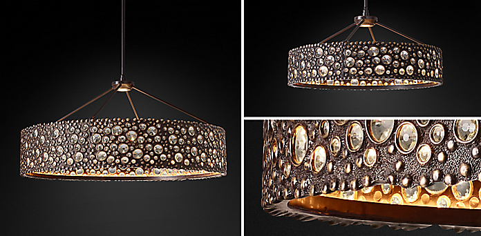 Ambrose Chandelier Collection Rh