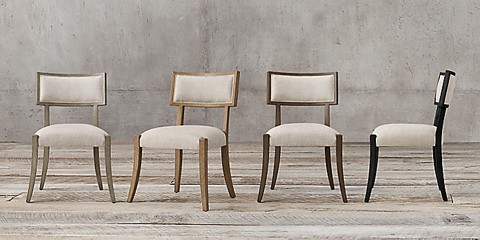 Fabric Chair Collections   RH