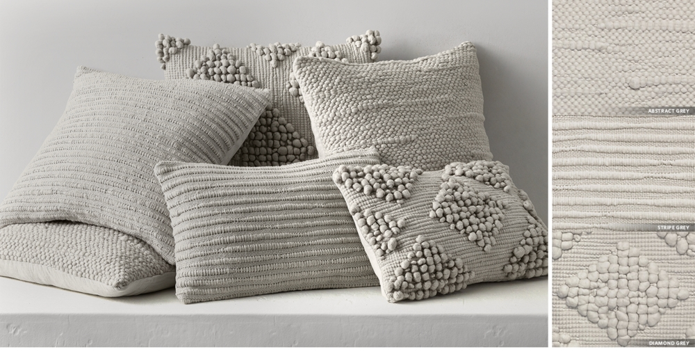 Merino Wool Pillow Collection Free Shipping