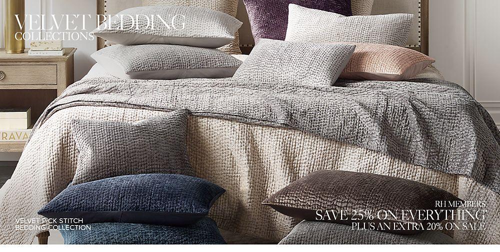 velvet bedding collections - Velvet Bedding