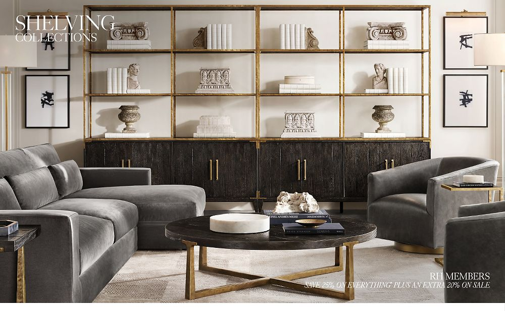 Shop All Shelving Collections