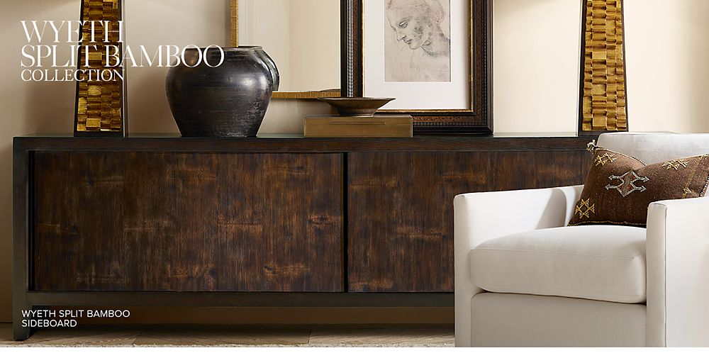 Introducing the Wyeth Bamboo Furniture Collection