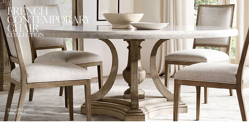 French Contemporary Collection | RH