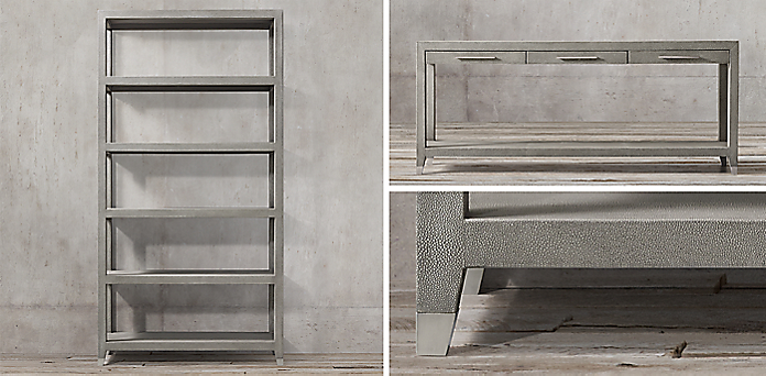 Open Shelving Collections