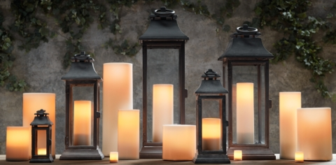 Charming Candlelight Collection