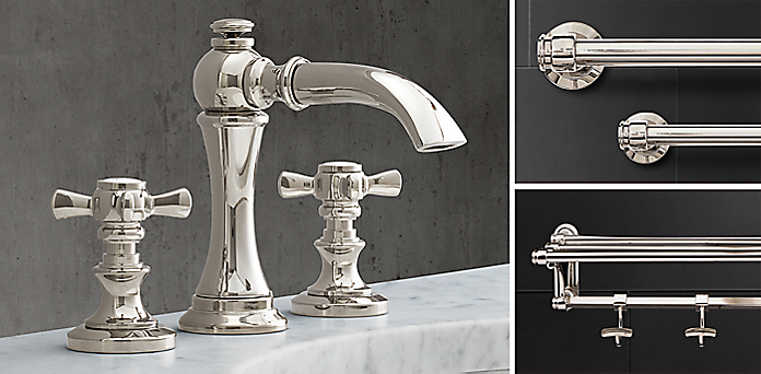 Faucets & Hardware Collections | RH