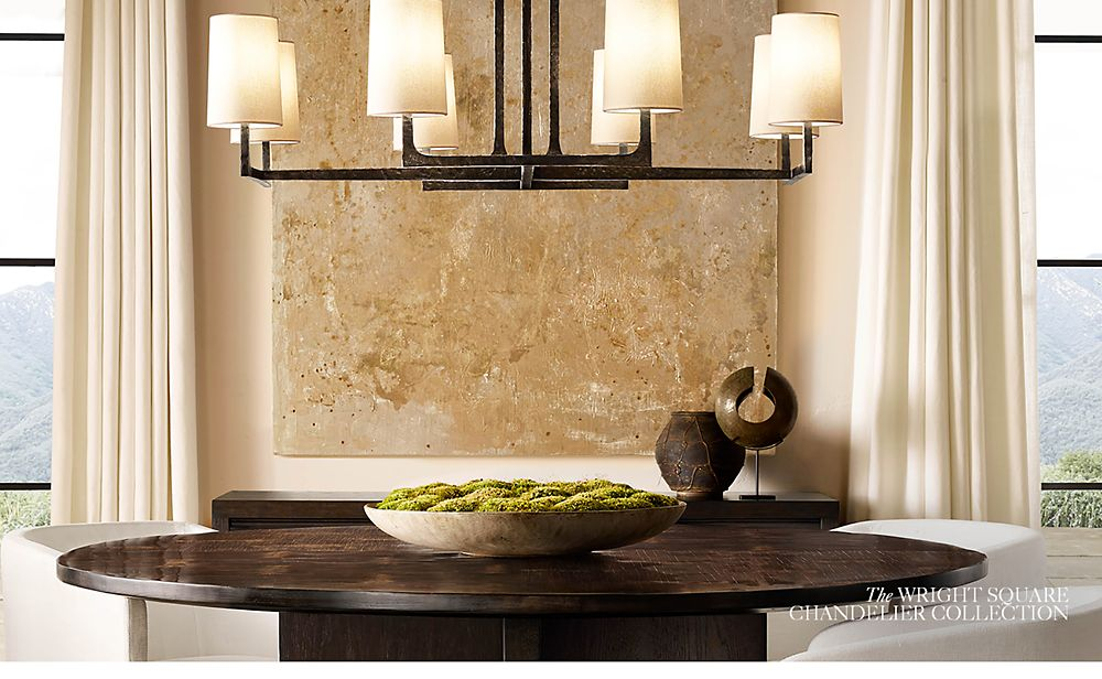 Introducing the Wright Lighting Collection