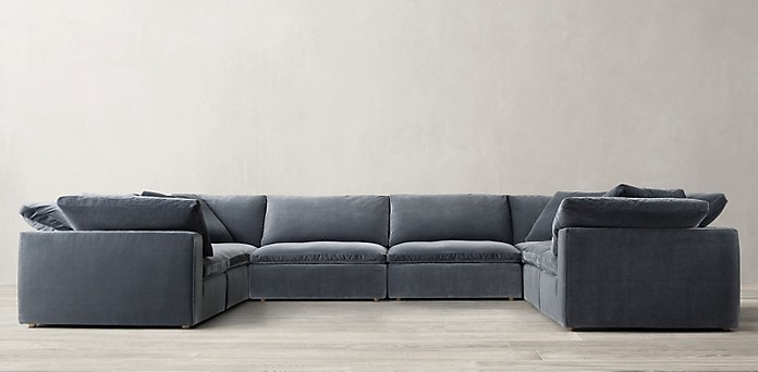 Marvelous Sectional Collections Rh Download Free Architecture Designs Scobabritishbridgeorg