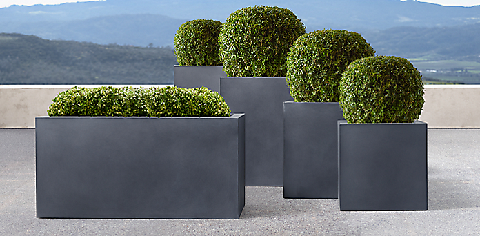 Planter Collections | RH