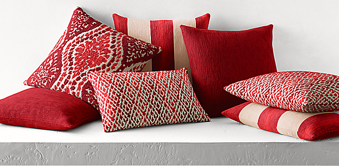Pillow Collections Rh