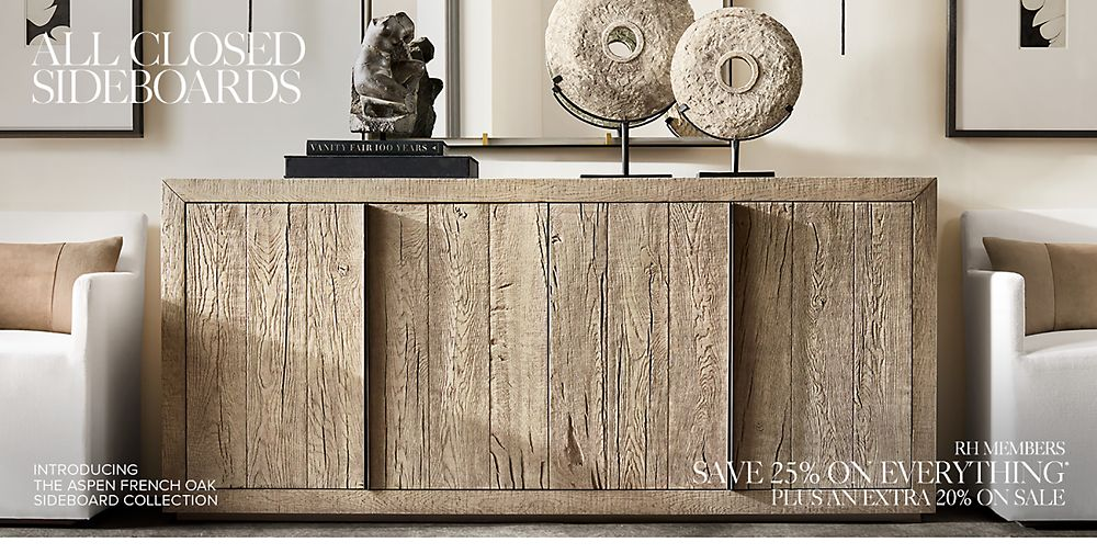 shop closed sideboard collections