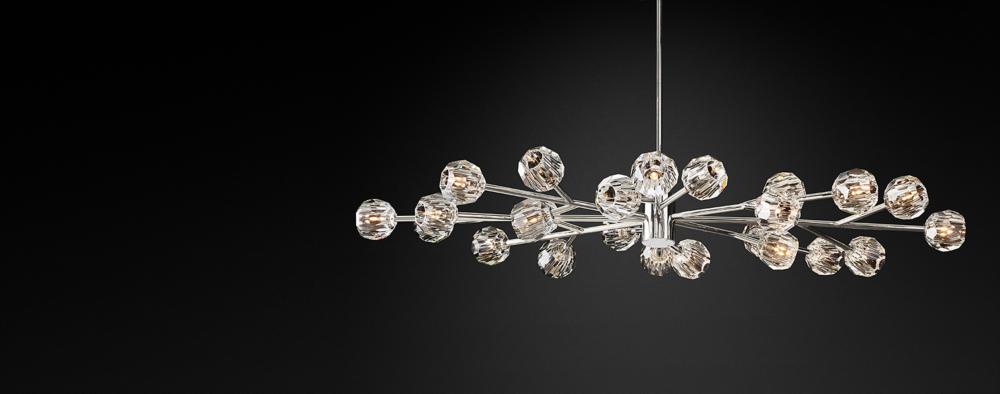 Boule De Cristal Oval Collection