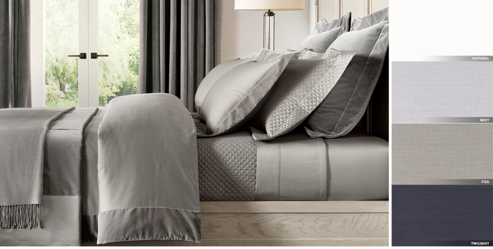 Italian Siena 1000 Thread Count Sa And Velvet Bedding Collection Free Shipping