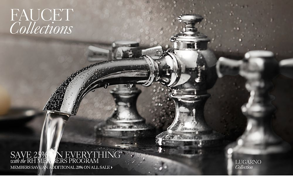 Shop Faucet Collections