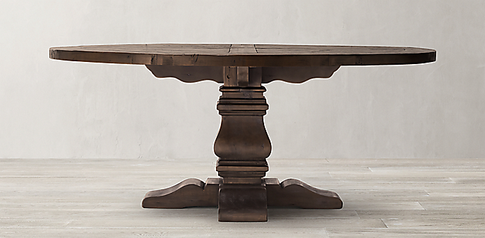 Salvaged Wood Trestle Collection