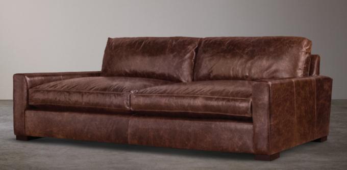 Gallery Of Restoration Hardware Maxwell Sleeper Sofa