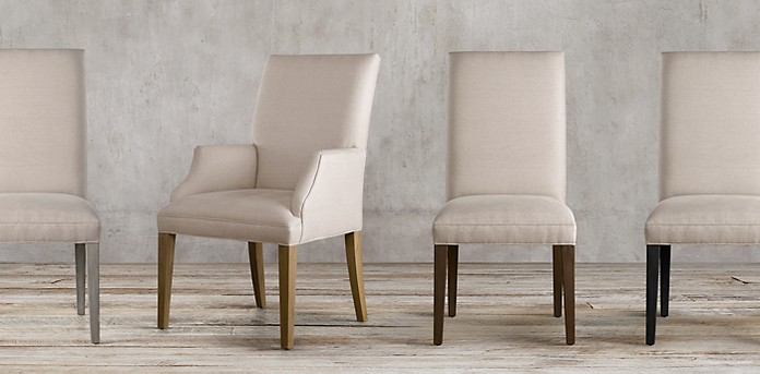 Hudson Parsons Collection   RH. Parsons Arm Chair. Home Design Ideas