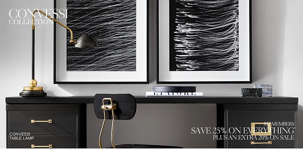 Introducing the Convessi Lighting Collection
