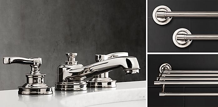 21 Lastest Bathroom Fixtures Restoration Hardware | eyagci.com