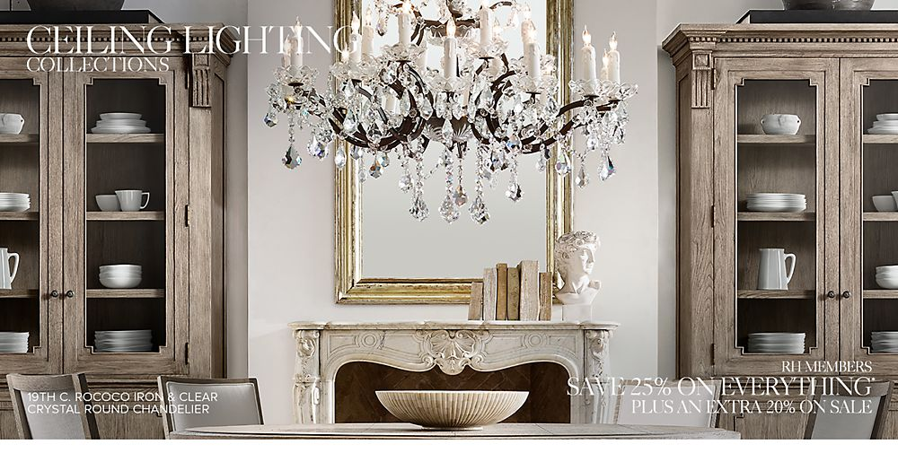Shop Our Ceiling Lighting Collections
