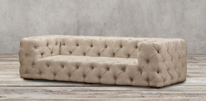 Luxury cat s14 Awesome - Luxury tufted leather sofa bed Style