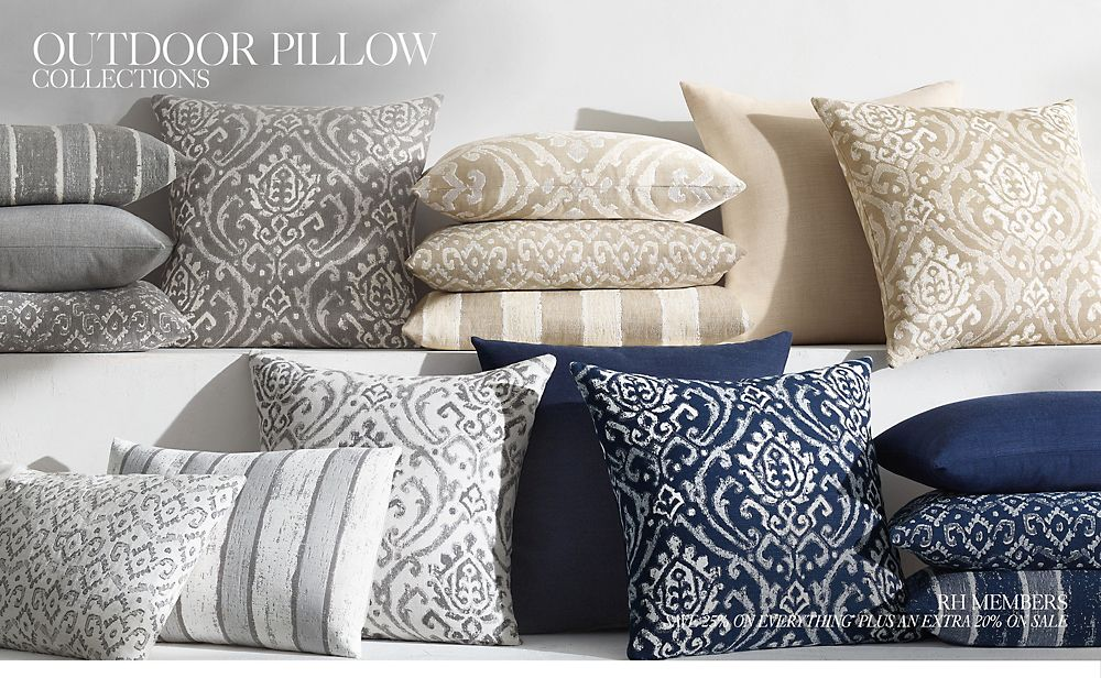 Shop Outdoor Pillow Collections Shop Outdoor Pillow Collections ...