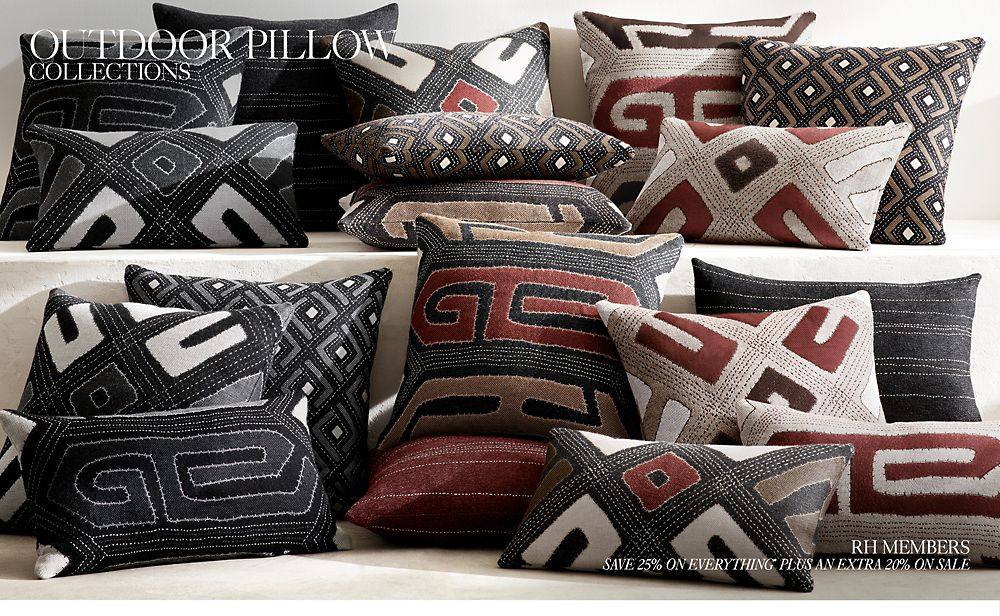 Shop Outdoor Pillow Collections