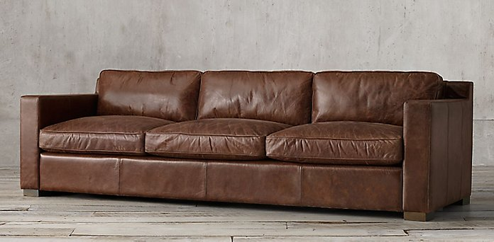 Restoration Hardware Leather : Seating collections rh