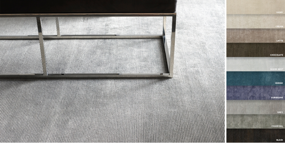 Textured Cord Rug Collection Rh