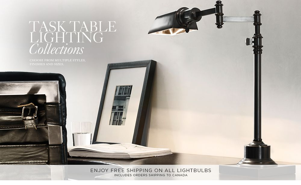 Table Task Light Collections
