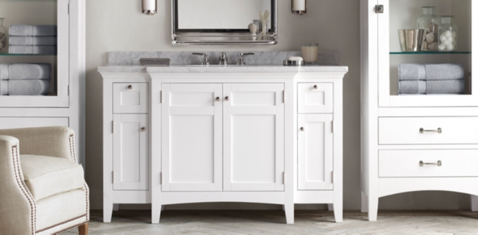 cartwright bath collection - white | rh