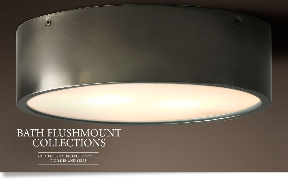 Bath Flushmount Collections