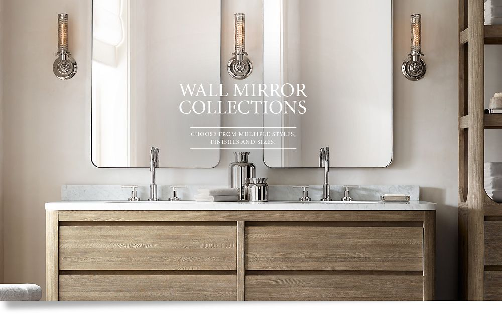 Wall Mirror Collections