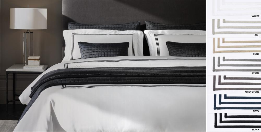 Italian Hotel Triple Satin Sch Sa Bedding Collection Free Shipping