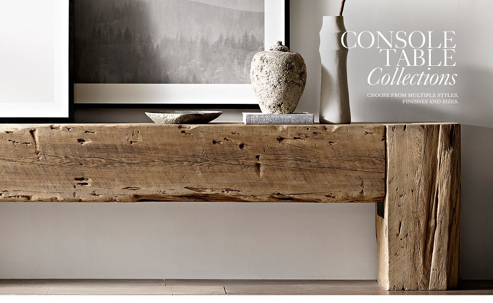 Console Table Collections