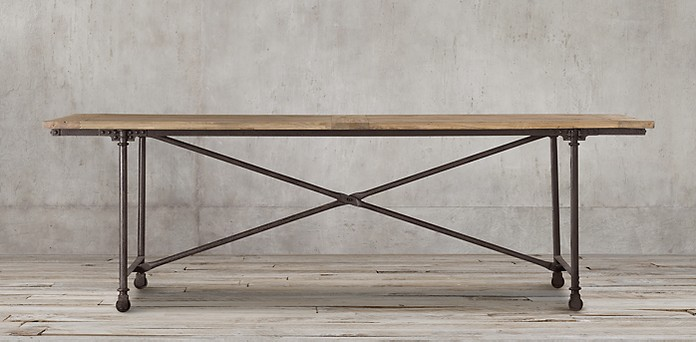 Rectangular Table Collections Rh
