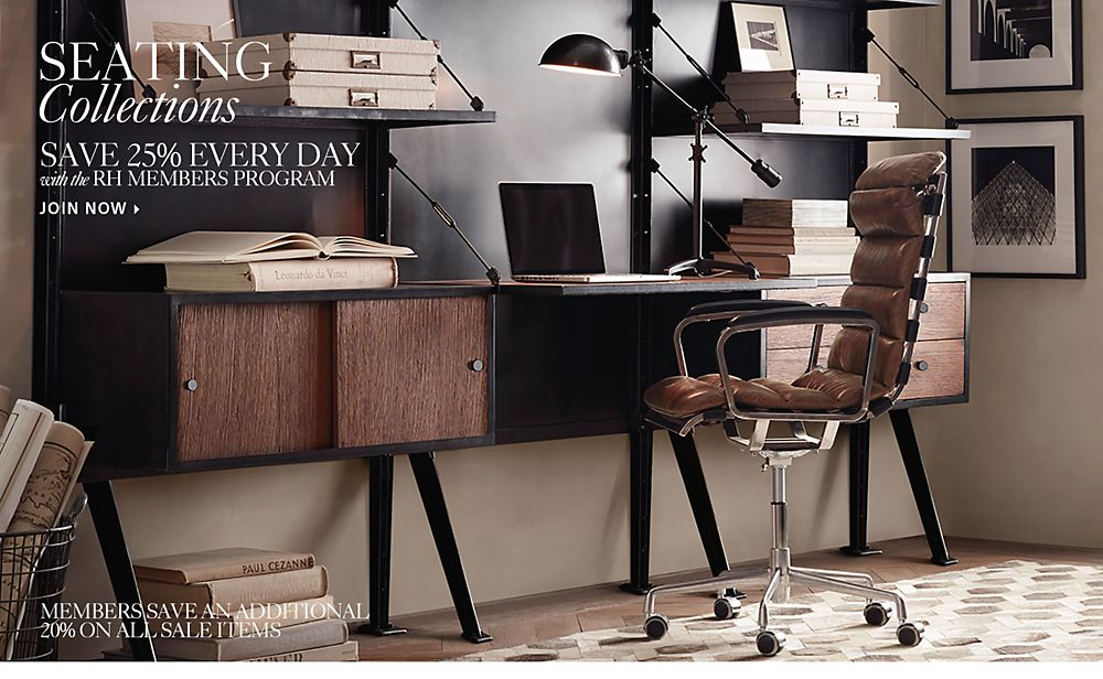 Home Office Seating Collections