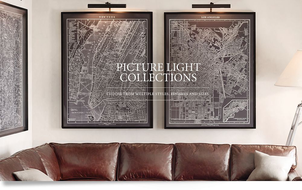 Picture Lighting Collections