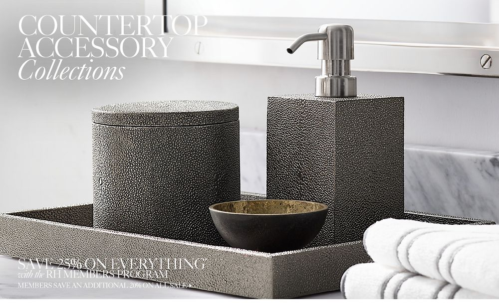 Bath Countertop Collections