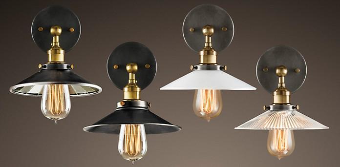 Restoration Hardware Lighting Sconces Lighting Ideas