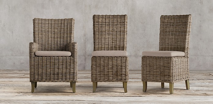 Handwoven Rattan Collection